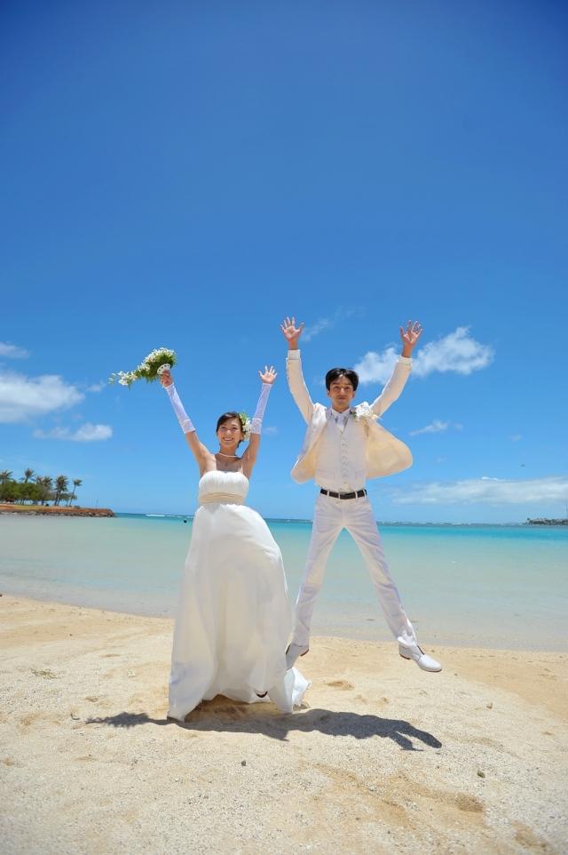 海外挙式,ハワイ