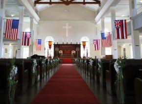 カワイアハオ教会(KAWAIAHAO CHURCH)