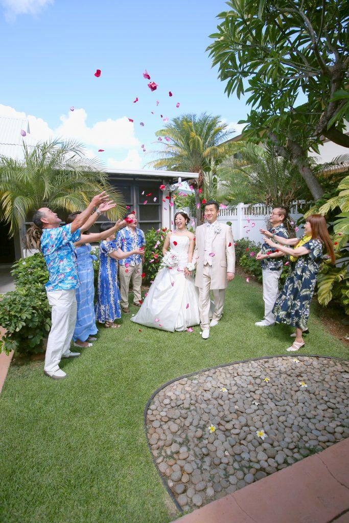 ホノルル・チャーチ・オブ・ゴッド,ハワイ挙式,海外挙式