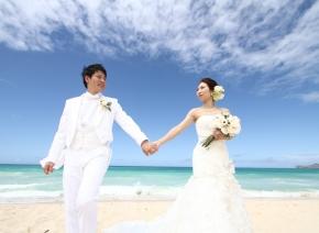 ワイマナロビーチウェディング(Waimanalo Beach Wedding)