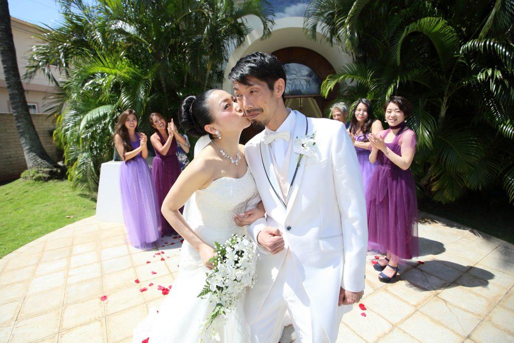 ブライズメイド,海外挙式,リゾート婚
