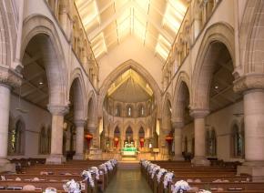 セントアンドリュース・カテドラル教会(大聖堂)(S,. ANDREW'S CATHEDRAL CHURCH )