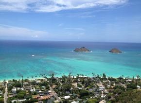 ラニカイピルボックス<ハワイ隠れ絶景スポット>