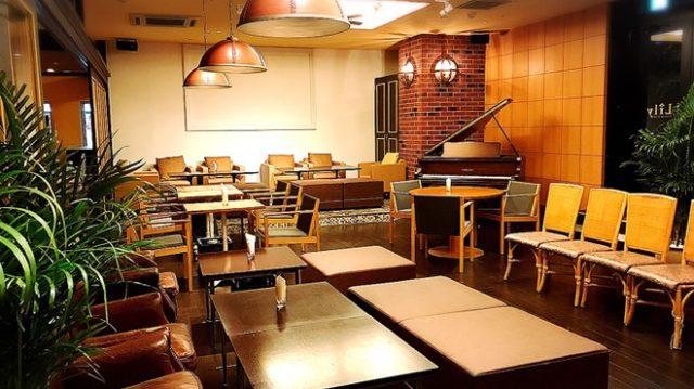レストラン&カフェ リリー <閉業 data-eio=